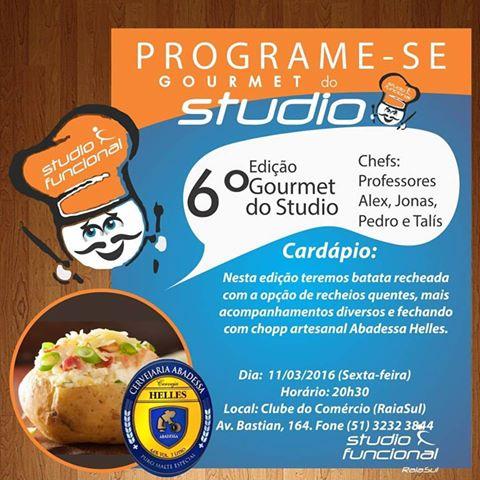 Gourmet do Studio