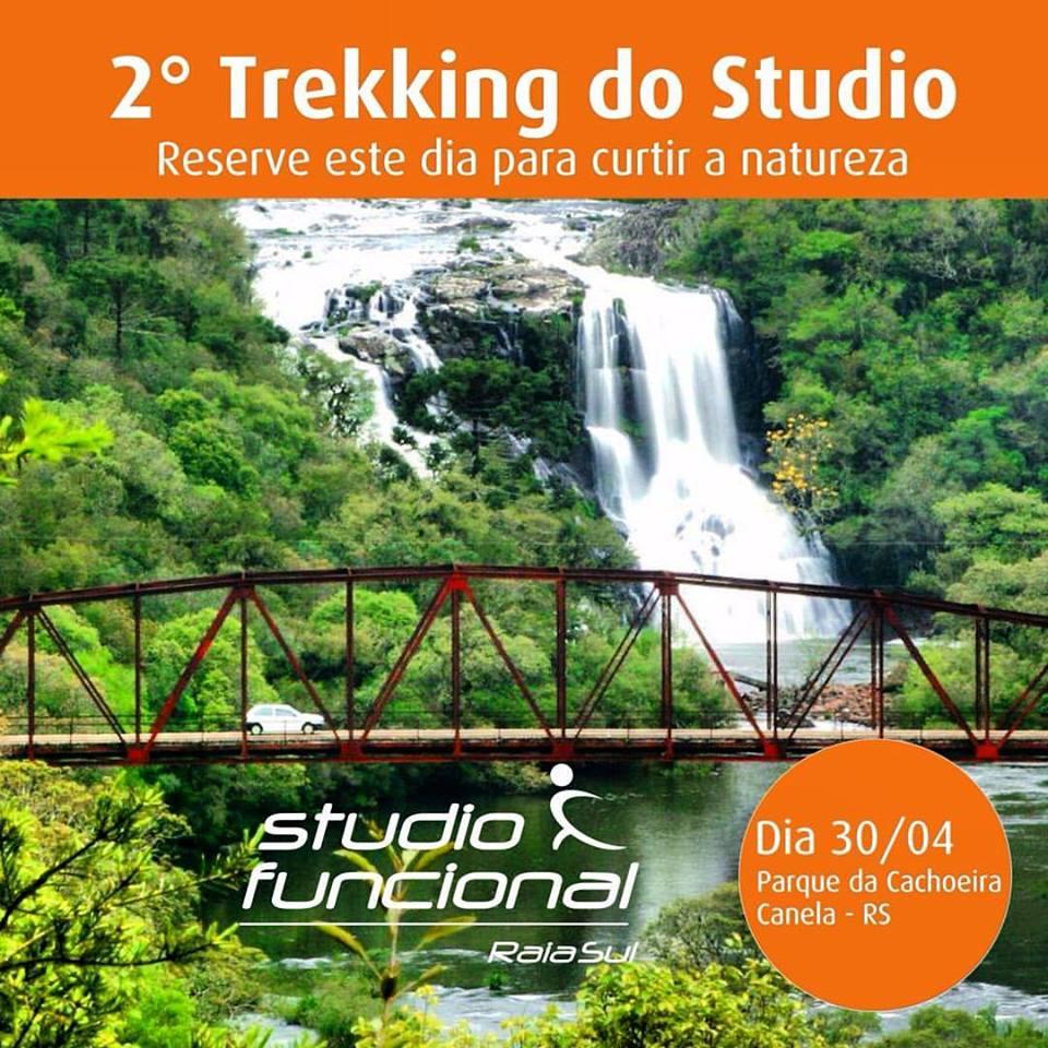2º Trekking do Studio
