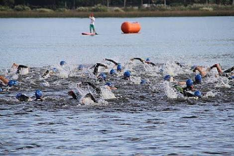Triathlon em Osório!