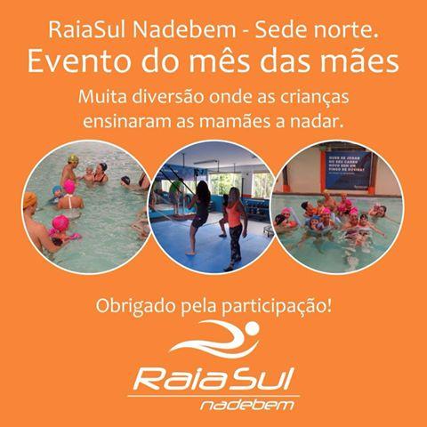 No sábado dia 21/05 aconteceu na Raiasul Nadebem!