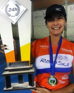 Ultra Maratona 24hs Santa Maria!