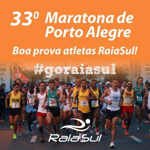 Maratona de Porto Alegre!