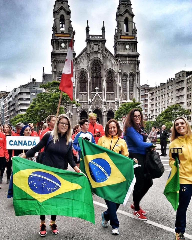 Mundial de Duathlon amanhã em Avilés, na Espanha! 