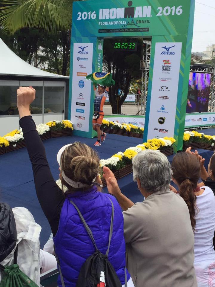 IronmanBrasil! Parabéns pelo resultado Frank Silvestrin!!!