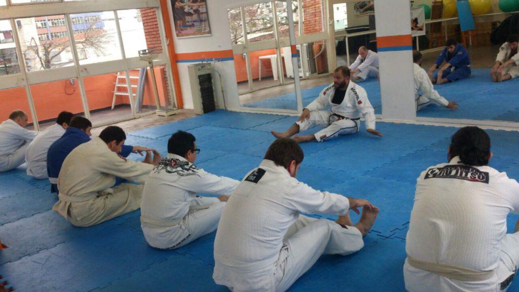 Jiu Jitsu Executivo